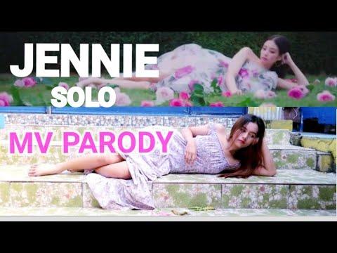JENNIE SOLO MV PARODY