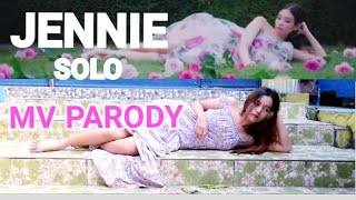 Download lagu JENNIE SOLO MV PARODY