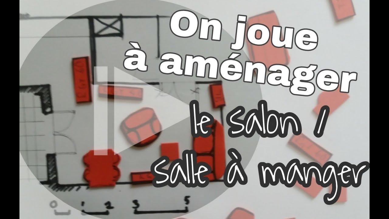 Aménager Un Salon En Longueur : comment am nager un salon en longueur youtube ~ Nature-et-papiers.com Idées de Décoration