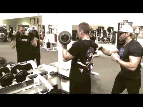 Get Hollywood Muscle-Max Martini Pacific Rim Workout