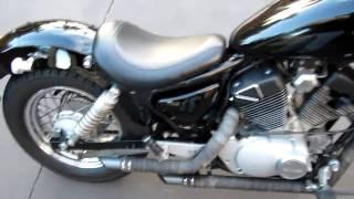 Yamaha Virago 250 exhaust