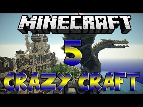 Minecraft Crazy Craft 5 Lets Pee Minecraft Mod Survival Youtube