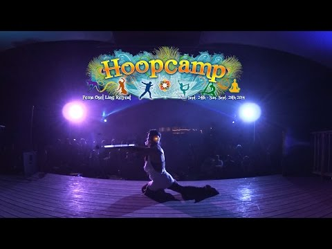 Aya Papaya  - Hoopcamp Presenters Showcase 2014
