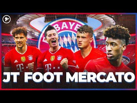 Le Bayern Munich en PLEINE GALÈRE   JT Foot Mercato