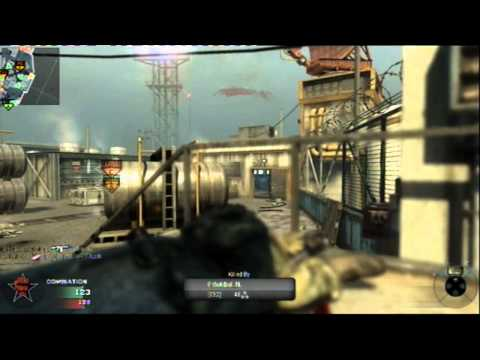 Call Of Duty Black Ops: Commando Gameplay 48-8 Domination