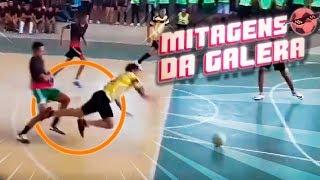 MITAGENS DA GALERA - ENTRADA DURA