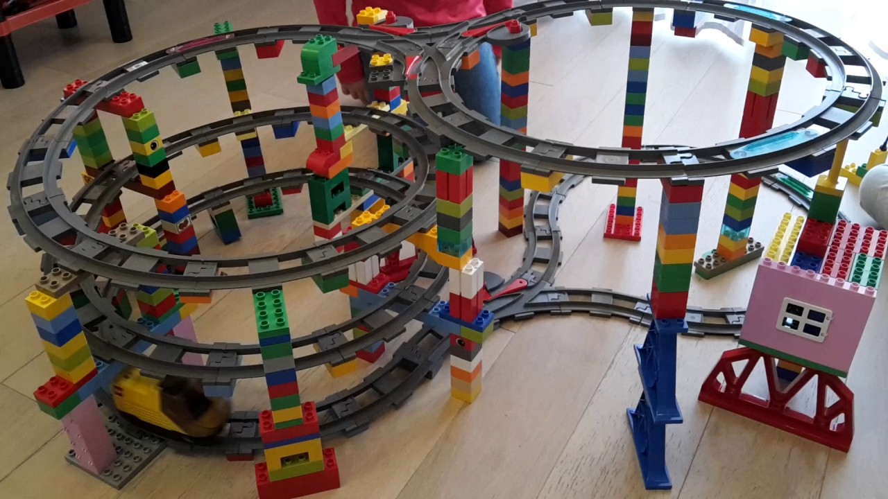 Lego Duplo Intelli Train