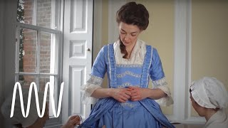 Download Getting dressed in the 18th century Mp3 and Videos