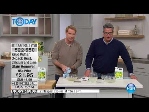 HSN | HSN Today: Home Solutions featuring IMPROVEMENTS 02.02.2017 - 07 AM