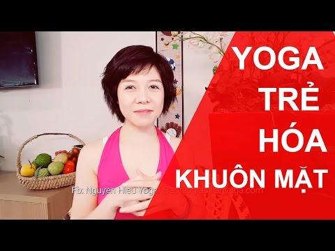 Yoga cho Khuôn mặt trẻ lâu