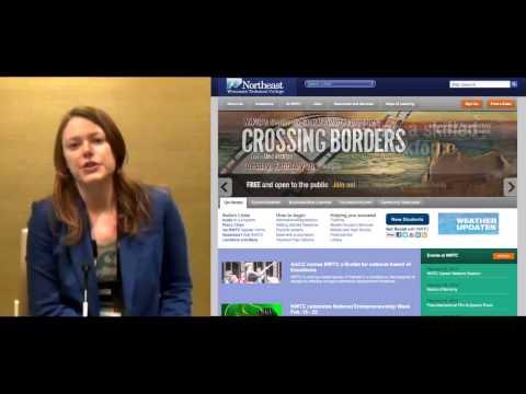 Lacy Frewerd - Northeast Wisconsin Technical College - International Student Coordinator