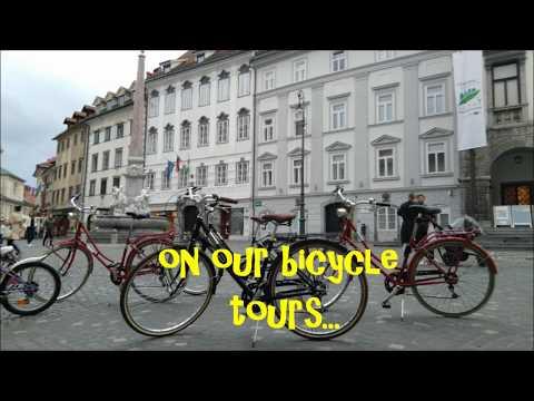 Ljubljana by bike - bike tours 2017 season