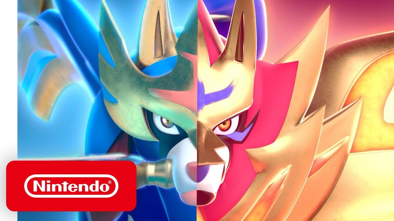 Wallpaper Pokemon Sword Pokemon Shield Rewards My Nintendo