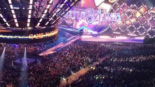 Wrestlemania 34 A.J Styles Entrance (Fan Video)