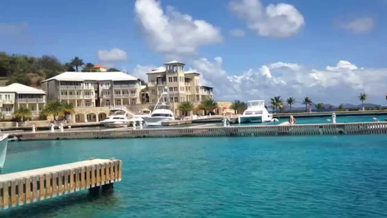British Virgin Island Marriott