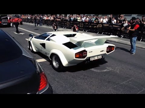 Gumball 3000 2013 Movie - AWESOME supercars and party!