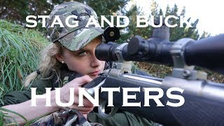 2018 Amplehunting RED STAG adventures Hunt New Zealand