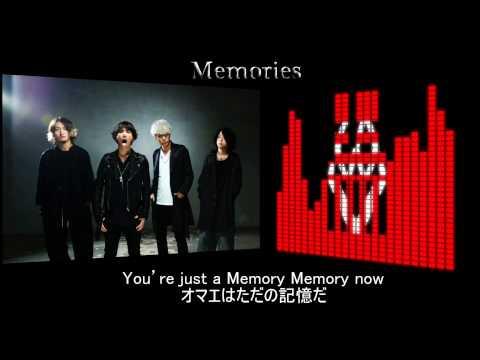 ONE OK ROCK--Memories【和訳・歌詞付き】