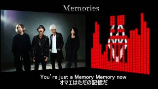 ONE OK ROCK--Memories【和訳・歌詞付き】