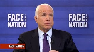 Full interview: John McCain, January 29