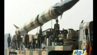 Agni II missile test fails.flv