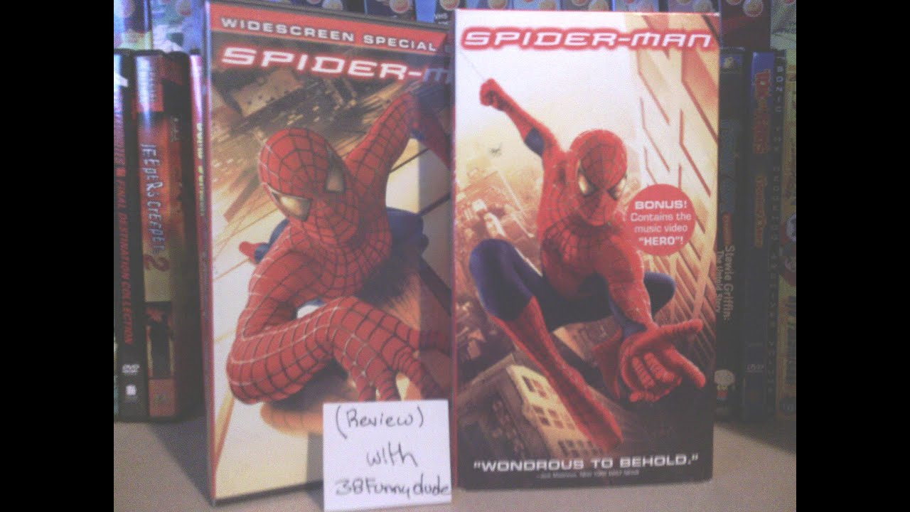 Spider-Man The Movie V...