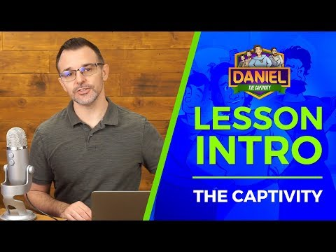 Introduction To Daniel 1 The Captivity Bible Video For Kids | HD | Sharefaithkids.com