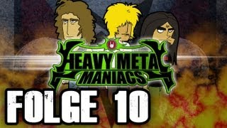 Heavy Metal Maniacs - Folge 10: Im Interview