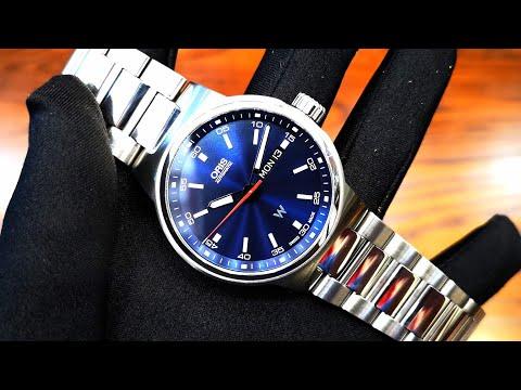 Oris William F1 Automatic Blue Dial 0173577404155-0782450