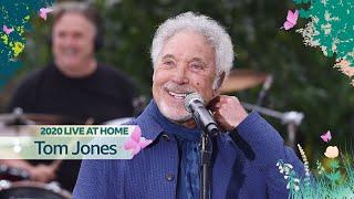Tom Jones - Green Green Grass Of Home (Radio 2 Live At Home)