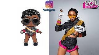 Куклы #LOL в реальной жизни 5 часть/ Real Life LOL Surprise Dolls Part  5