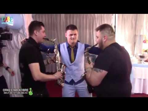 Orkestar KOBRE & Milan Strašni 2018 - OPASNO Veselje Kod Matuša - ŠAPINE NAJAVA!!!!!
