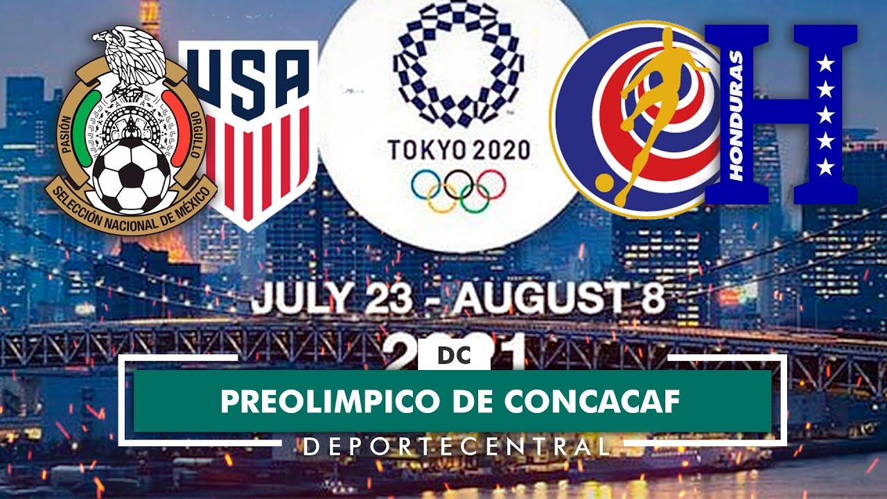 Preolmpico Concacaf: En qu canal de TV va Mxico vs Honduras ...