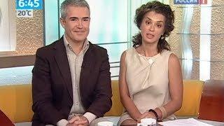 Ирина Муромцева Утро России Эфир от 03.08.2012