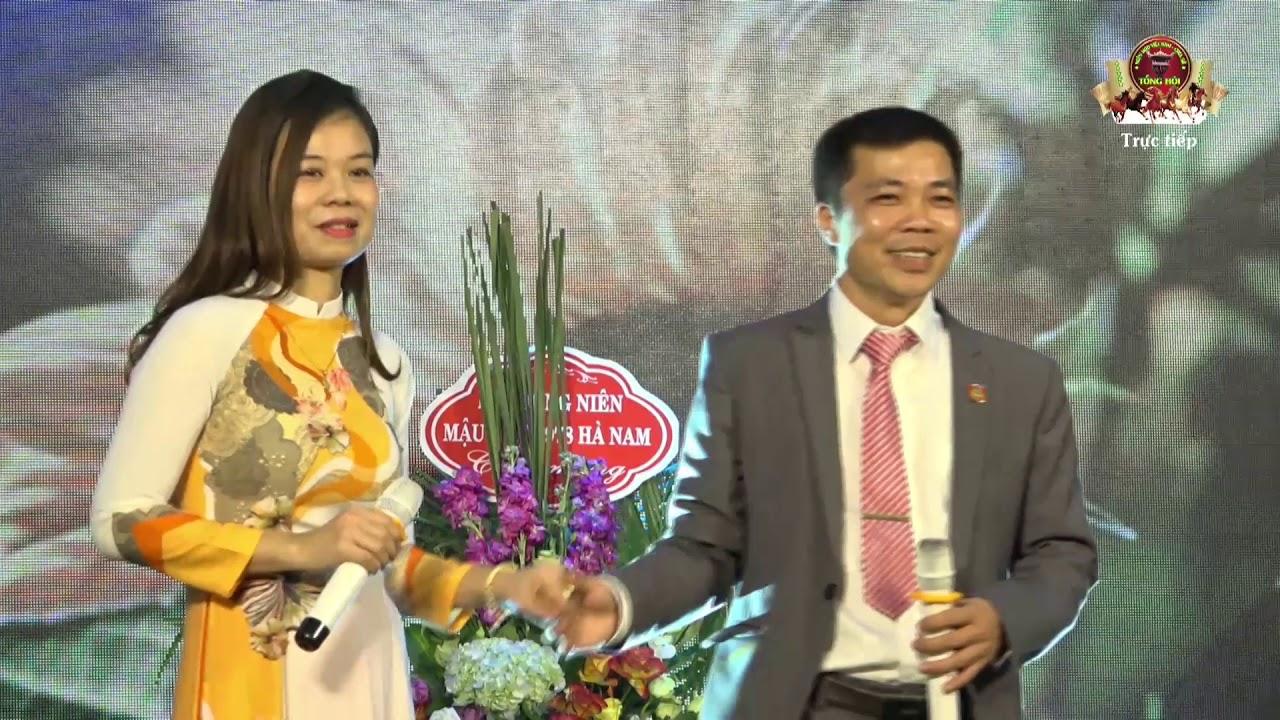 Song ca Hương Vũ - Bình Lê tại Gala cuối năm 2018 - Tổng hội Mâuh Ngọ