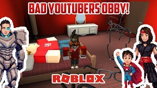 Roblox: ESCAPE THE BAD YOUTUBERS