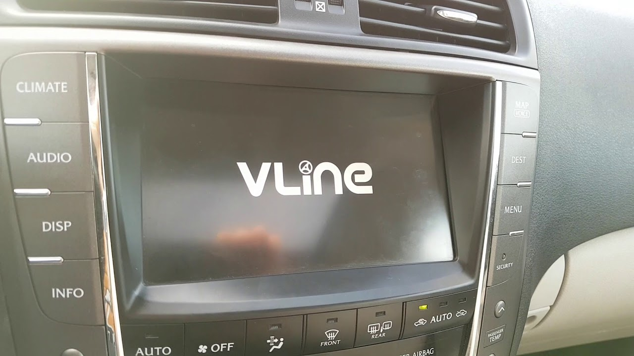 Grom vline lexus is bootloop
