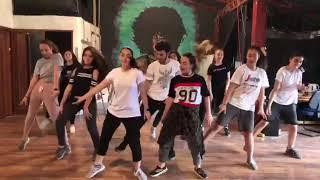 Dj Snake - Magenta Riddim | AFRO dance studio