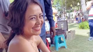 Neha Kakkar | Self Made Behind The Scenes | Puchda Hi Nahin