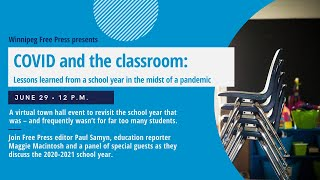 COVID and the classroom: Lessons learned from a school year in the midst of a pandemic