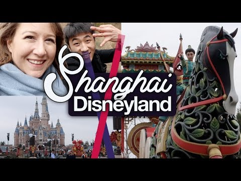 Shanghai Disneyland #1! Peter, Pirates and Patisserie! March 2018