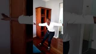 Dancing a song Tings run by king kaka and fena menal