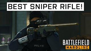 bfh best sniper rifle   battlefield hardline best weapon showcase