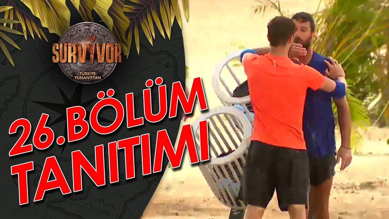 26. Bölüm Tanıtımı | Survivor Türkiye - Yunanistan