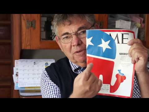 Larry Cohen, Time Magazine, The New York Times and Trump