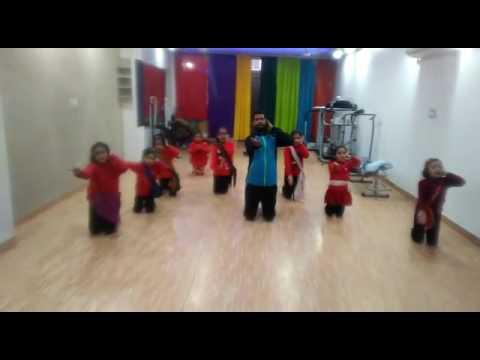 Haanikaarak bapu - Dangal  ! Aamir Khan ! Choreographer - Sanjay Chauhan