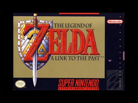 Legend of Zelda: A Link to the Past - Nostalgia Goggles Podcast
