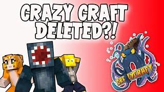 Minecraft - Crazy Craft 2.2 - Crazy Craft DELETED?! [32]