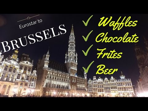Day trip to Brussels, Belgium