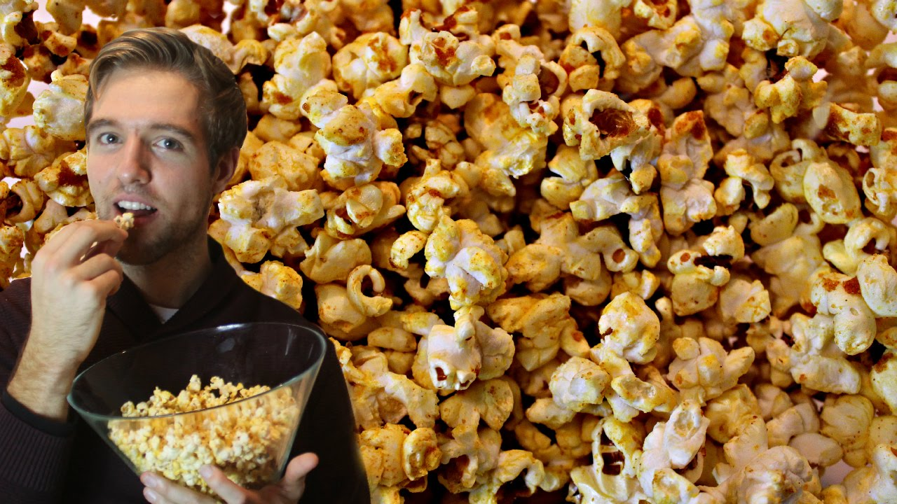 How to Make Homemade Popcorn for 1/20 of the Price